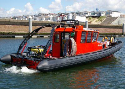 12meter boat